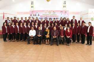 43 Orang Pengurus PPNI Dilantik, Wabup Karo Minta Dukung Program Pemerintah