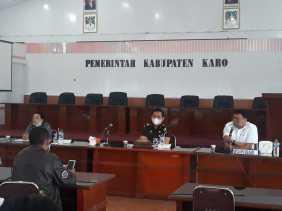 Ketua DPRD Curigai Ada Oknum ASN Abaikan Netralitas di Pilkada, Kasi Datun Kejari Karo: Siap Bantu