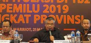 KPU: Jumlah Pemilih di Sumatra Utara 9.787.820 Jiwa