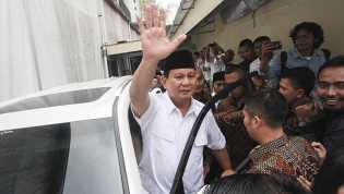 Pilpres 2019: Prabowo Siap 'Duel' dengan Jokowi