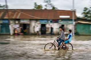 Dinsos Riau: Daerah Diimbau Tetap Waspada Banjir