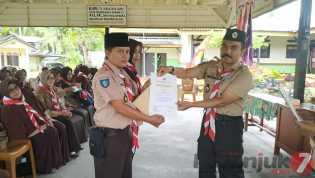 130 Orang Pembina Ikuti Kursus Metode Kepramukaan Kwarcab Kabupaten Lingga