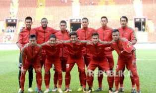 Indonesia Raih Perunggu Setelah Kalahkan Myanmar Skor 3 - 1