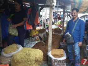 Harga Murah, Petani Tembakau Desa Batu Karang Mengeluh