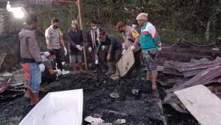 Kapolsek Juhar Iptu Ch Nababan : Kebakaran Sapo Buluh Masih Kita Selidiki