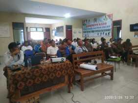 Tim Konservasi Alam Sumut Gelar Sosialisasi Perlindungan Satwa Liar di Kantor Camat Kutabuluh