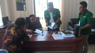 PC - GP Ansor Karo Bentuk Posbakum di Pengadilan Negeri Kabanjahe