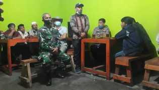 Muspika Simpang Empat Mediasi Warga, Kantor Kades Lingga yang Disegel Sudah Dibuka