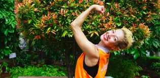 Belasan Tahun, Aktris Vicky Burky Ungkap Rahasianya Terapi Minum Urine