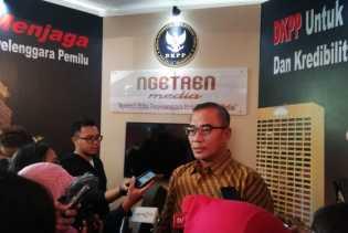 Komisioner KPU: Persilakan Bentuk TPF Kecurangan Pemilu
