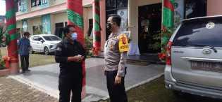 Kapolres Apresiasi Masyarakat yang Berpartisipasi Jaga Pilkada di Karo Aman dan Damai