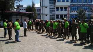 Cegah Covid 19 Ditetapkan Libur Sekolah, Kasatpol PP Karo Imbau Pelajar Tidak Berkeliaran
