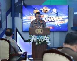 Launching Etle Nasional Tahap 1 di 12 Polda:  Penerapan Tilang Elektronik oleh Polres Karo