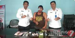 Penangkapan Terkait Narkoba: Selama Tiga Hari BNNK Karo Buru 'Jejak' Karcis