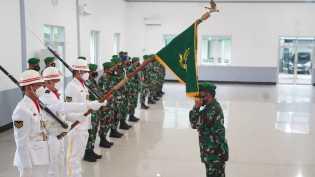 Kolonel Inf Febriel B Sikumbang : Selamat Bergabung kepada Mayor Inf Budy Suradi dan Mayor Czi Dhony