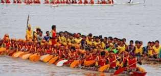 Bupati Kuansing: Festival Pacu Jalur Tradisional Masuk Kalender Wisata Nasional