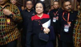 Ketum PDI P Kesal Partainya Disama - samakan  Dengan PKI