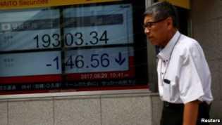 Korut Tembakan Misil: Bursa Saham Asia Tumbang, Yen Menguat