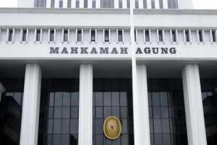 Pemerintah Resmi Mengangkat 1.591 Calon Hakim Mahkamah Agung