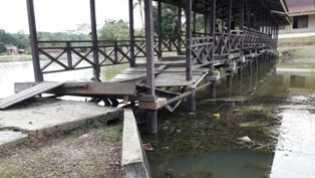 PK KNPI Pangkalan Kuras: Aset Budaya Melayu Petalang di Danau Betung Terancam Punah