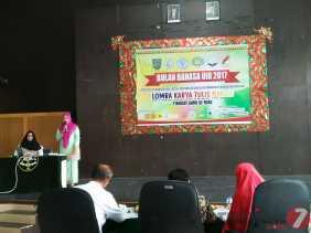 BB UIR 2017, Guru SMA Islam As-Shofa Raih Juara 1 Lomba Karya Tulis Ilmiah
