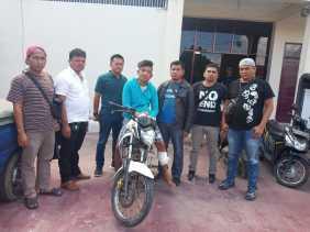 Polres Karo Ungkap Curanmor di Barusjahe: Penadah Kabur di Medan, Pelaku Ditangkap di Tanjung Balai