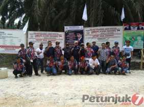 Penyerobot Lahan? Masyarakat Desa Dundungan (Pelalawan) dan LSM LAI Datangi PT.SBP