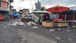 Kesadaran Buang Sampah Di Berastagi Pada Tempatnya Masih Minim