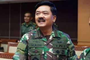 Panglima TNI Beli Enam Pesawat Untuk Antisipasi Kebakaran Lahan di Riau