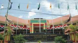 Rapat Pleno KPU: Berikut Nama - nama Anggota DPRD Riau Terpilih Periode 2019-2024