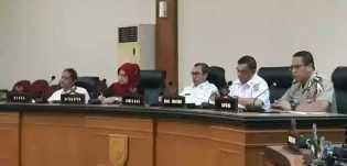 Gubernur Riau Pimpin Rapat Sambut Hari Raya Idul Fitri 1440 H