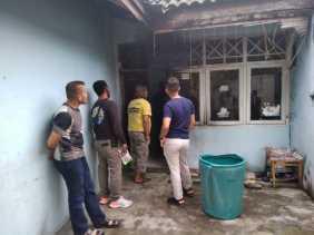 Rumah Orang Tua Wartawan Dibakar OTK, SPRI Surati Kapolri dan Panglima