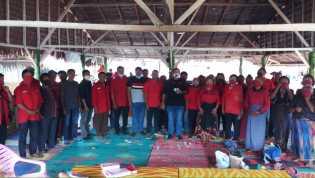 DPC - PDIP Karo Tuntaskan Rapat Pleno KSB Tingkat PAC PDIP Payung dan Tiga Nderket