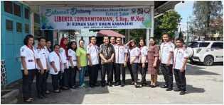 Akreditasi 2019 di RSU Kabanjahe, Bupati Karo: Pelayanan Kesehatan  Masyarakat Ditingkatkan