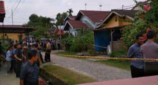 Ada 4 Orang Diciduk Densus 88 Anti Teror di Riau Diduga Teroris
