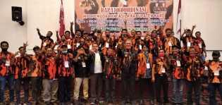 Pilkada: MPC- PP Karo Resmi Nyatakan Dukung ke Paslon No 3 Iwan - Budianto