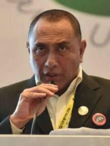 Usai Mundur dari Ketum PSSI, Edy Rahmayadi Sindir Umuh Muchtar