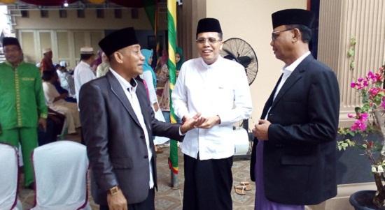 DPRD Rohil Bersama Pemkab Usul Perbaikan Jalan Kubu ke Kementerian ESDM