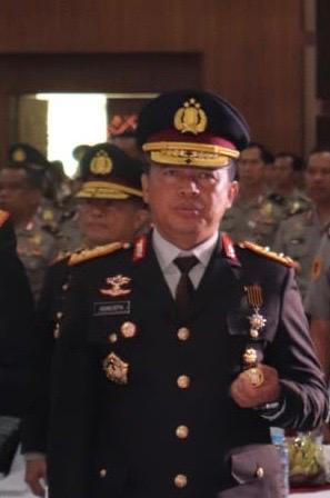 Kapolda Riau Terima Penghargaan Bintang Bhayangkara Pratama dari Presiden RI