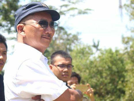 Ketua DPRD Lingga Apresiasi Peningkatan Nilai Kelulusan UN SMP/MTs di Lingga