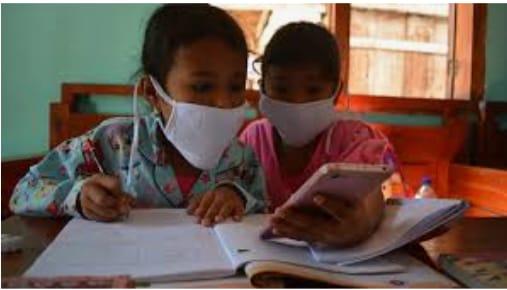 Wali Murid di Karo Mengeluhkan Belajar Melalui Daring, Ini Tanggapan Kadis Pendidikan