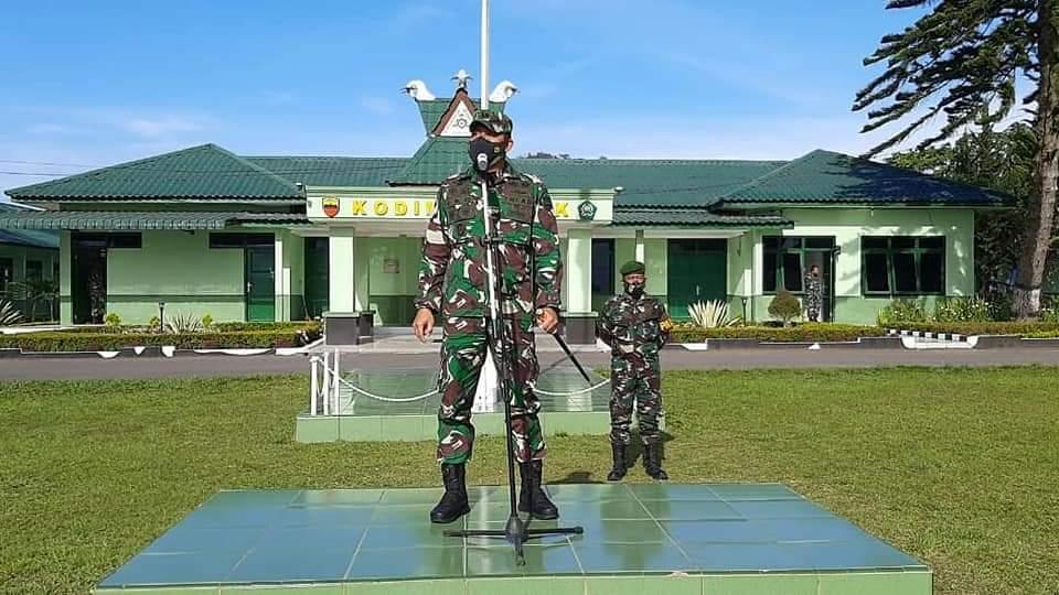 Polres Karo Tingkatkan Intensitas Pengamanan di Wilayah Hukumnya Pasca Bom Makassar
