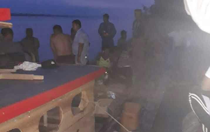 Speed Boat Tenggelam: Kapolres Labuhan Batu Selamat, Waka Polres Hilang