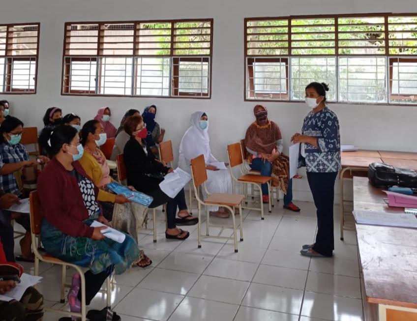 Sekertaris PJTK Marko Sembiring: Orang Tua Diminta Awasi Anak Belajar Daring