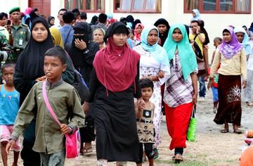 Soal Rohingya, Sikap Tegas MUI Desak Jokowi, ASEAN Hingga PBB