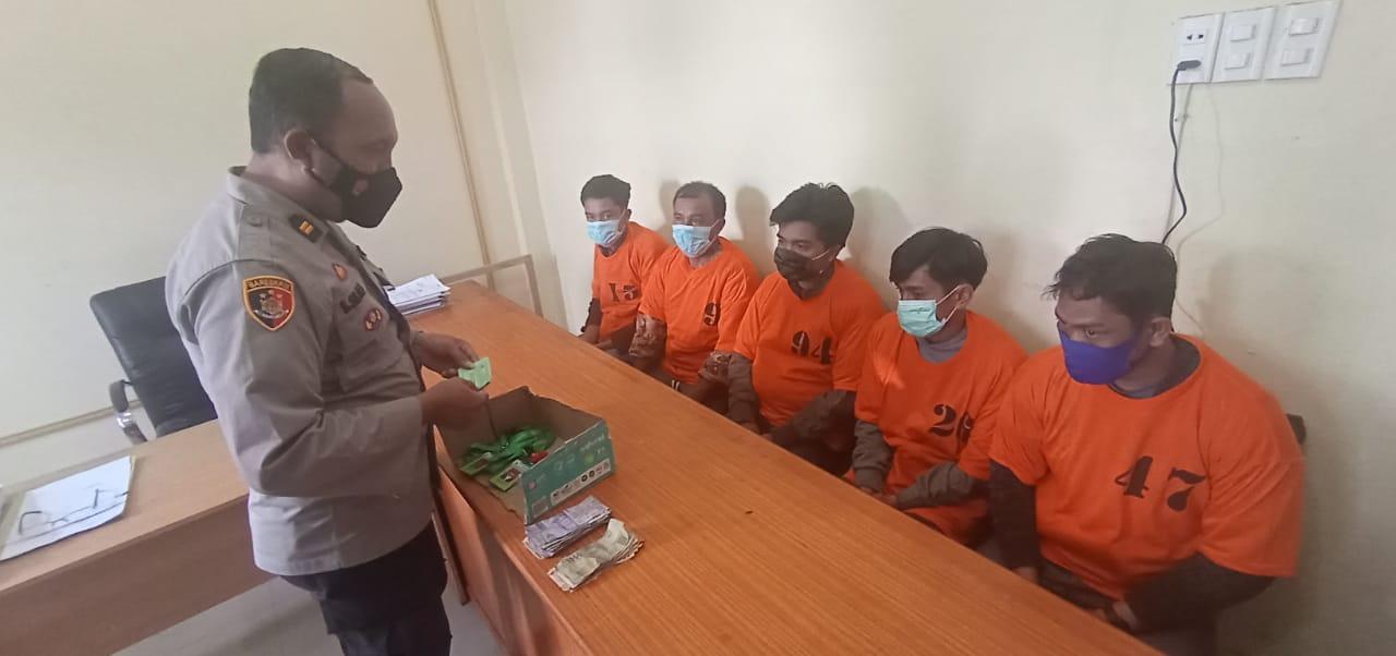 Pelaku Dugaan Pungli Di Desa Daulu Terancam Hukuman 9 Tahun Penjara