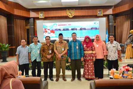 Di LPMP Riau, UPT Kemendikbud Resmi Gelar Pekan Hardiknas 2018